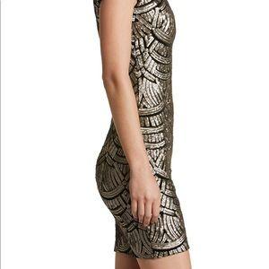 Dress the Population Dresses - Tabitha Sequin Body-Con Dress